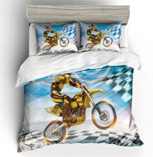 Amazon Fr Housse De Couette Moto Cross