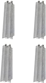 Votenli S9408A (4-Pack) Stainless Steel Heat Plate Replacement for Viking VGBQ 30 in T Series, VGBQ 41 in T Series, VGBQ 53 in T Series, VGBQ30, VGBQ41, VGBQ53