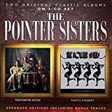 Songtexte von The Pointer Sisters - Two Original Classic Albums - The Pointer Sisters / That's a Planty