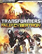 Transformers Fall of Cybertron Official Strategy Guide de BradyGames