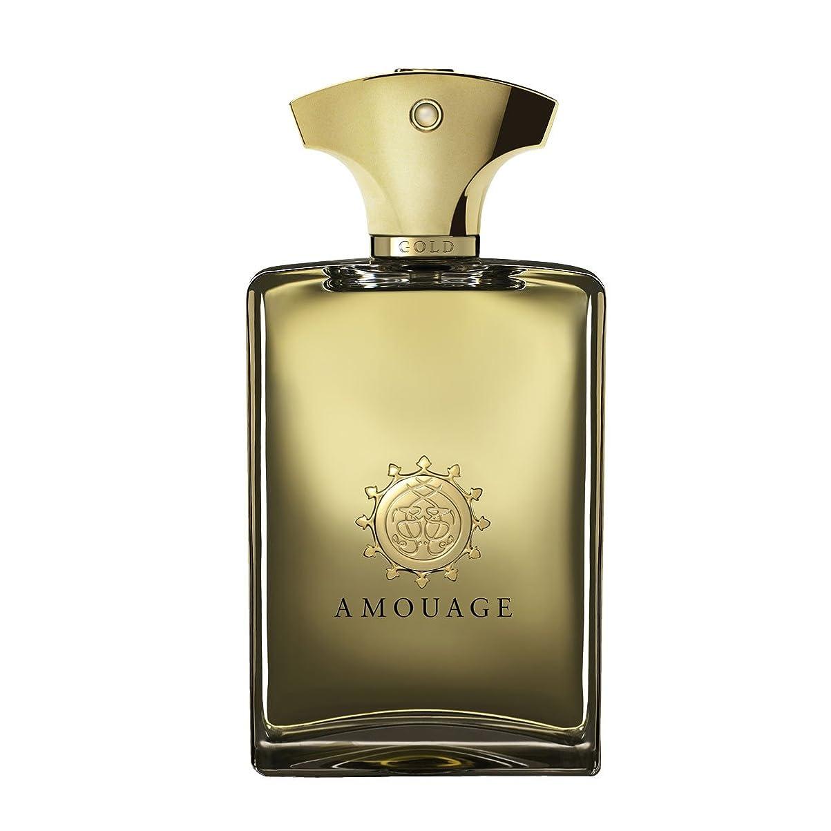 今撃退するカラスAmouage GOLD MAN Eau de Parfum 50ml [並行輸入品][海外直送品]