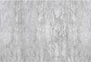Laeacco 152,4 x 91,4 cm Zement Wandhintergrund, Vinyl, einfarbige Textur, für Fotostudio, Kunstfotografie, Fotoshooting, Esszimmer, Dekoration, raue Tapete für Erwachsene