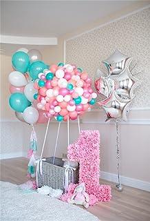 Amazon Com Baby Girl Birthday Decorations 1 Year