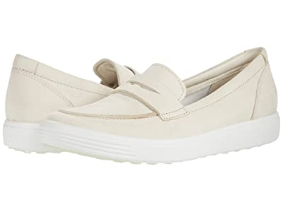 ECCO Soft 7 Loafer (Limestone) Women