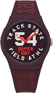 Superdry Urban Track & Field Women's Analogue Watch