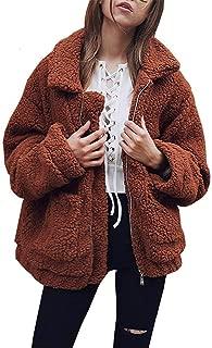 Best large faux fur coat Reviews