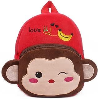 Kid backpack cute 3D cartoon animal toddler toy bag travel bag candy plush gift