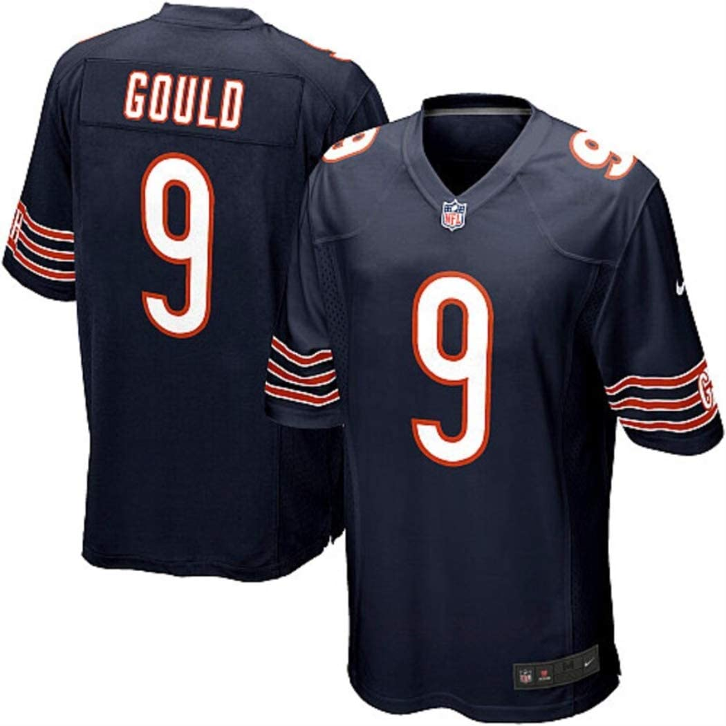 Nike Toddler and Youth Chicago Bears Robbie Gould #9 Player Jersey
