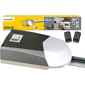 Chamberlain Premium ML - Accionamiento de puerta oscilante y seccional de garaje (2 transmisores, rieles de guías), color plateado: Amazon.es: Bricolaje y herramientas