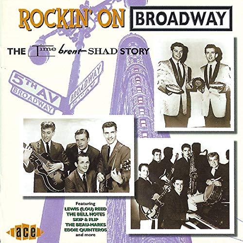 Rockin' on Broadway: Time,Brent,Shad Story