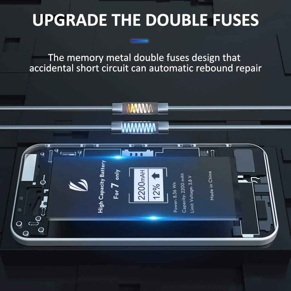 LL TRADER Remplacement de la Batterie pour iPhone 6s Batterie au Lithium-ION Haute Capacit/é 2250mAh avec Tous Les Outils de R/éparation