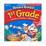 Reader Rabbit 1st Grade - Learning Creations Age Rating:5 - 7