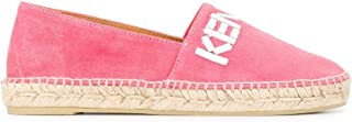 KENZO Luxury Fashion Womens FA52ES170L5627 Pink Espadrilles | Spring Summer 20