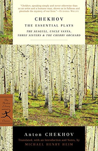 Chekhov: The Essential Plays: The Seagull, Uncle Vanya,...