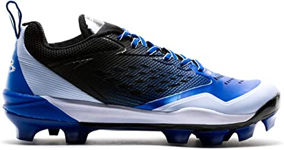 Boombah Men's Marauder Molded Cleats - Multiple Color Options - Multiple Sizes