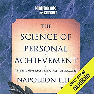 The Science of Personal Achievement cover art