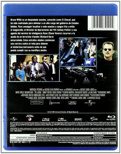 The Jackal (Br) [Blu-ray]