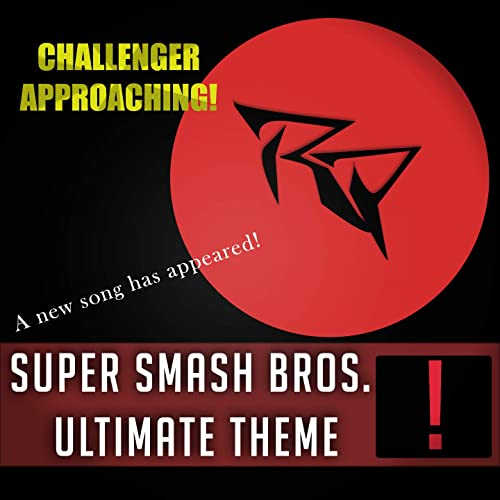Theme of Super Smash Bros  Ultimate (Metal Version) by Ro