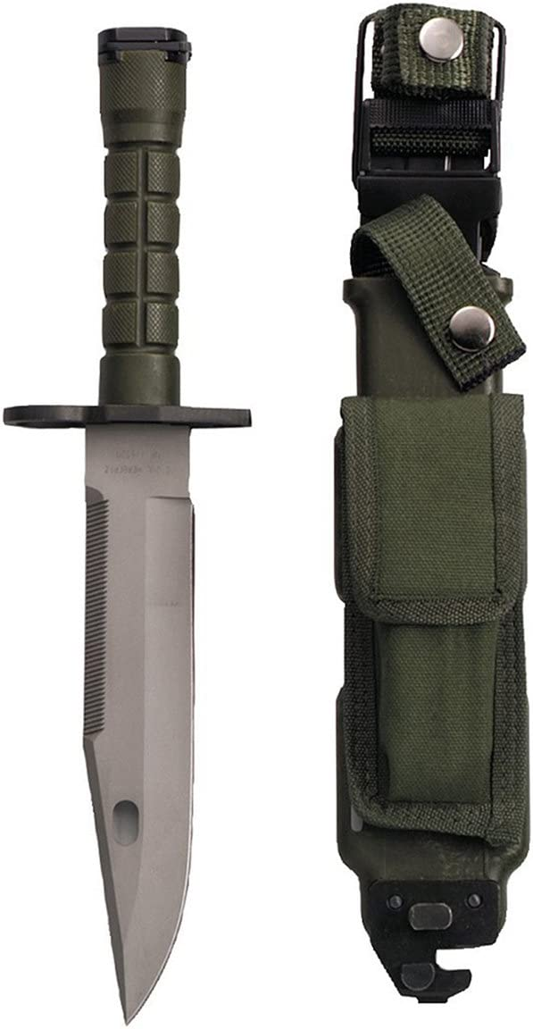 Rothco Stainless Steel Gi Style Charlotte Mall Save money M-9 Bayonet