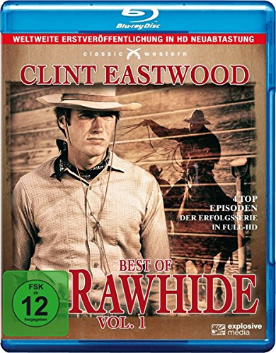 Rawhide - Tausend Meilen Staub: Best of (Vol. 1) [Blu-ray]