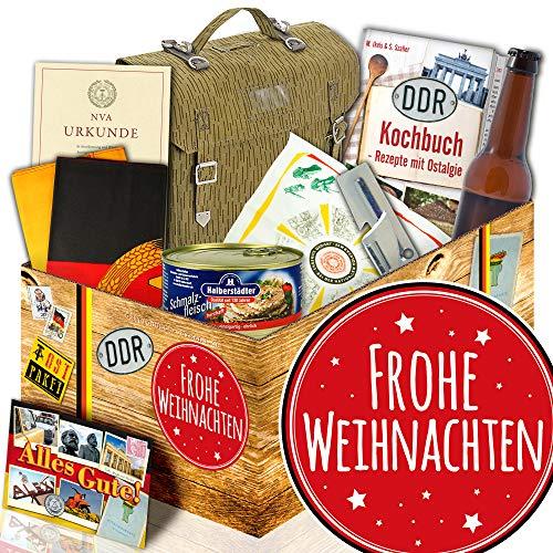 Frohe Weihnachten / NVA Geschenkset / Geschenkideen / Geschenkeset Weihnachten für Männer