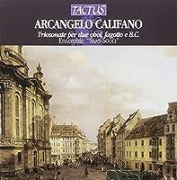 Triosonatte Per Due Oboi by Arcangelo Califano (2002-05-06)