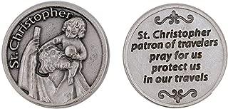 catholic saint coins