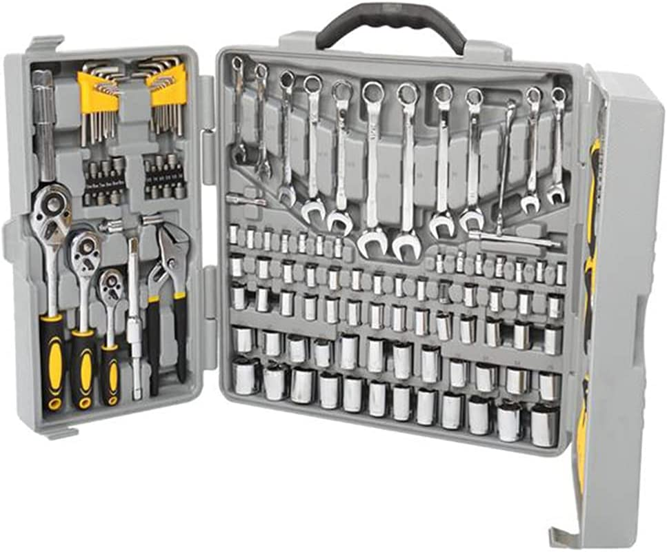 Virginia Beach Clearance SALE! Limited time! Mall XXNB 205-Piece Home Repair Tool General Household Set Hand