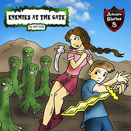 Enemies at the Gate: Four Warriors and Their Nemeses audiobook cover art