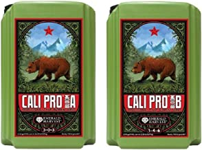 Emerald Harvest Nutrients Cali Pro Bloom A & B Set - 2.5 Gallon