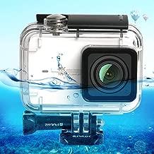 Liuzheng Waterproof 45m Underwater Waterproof Housing Diving Case for Xiaomi Xiaoyi Action Camera  with Buckle Basic Mount Screw
