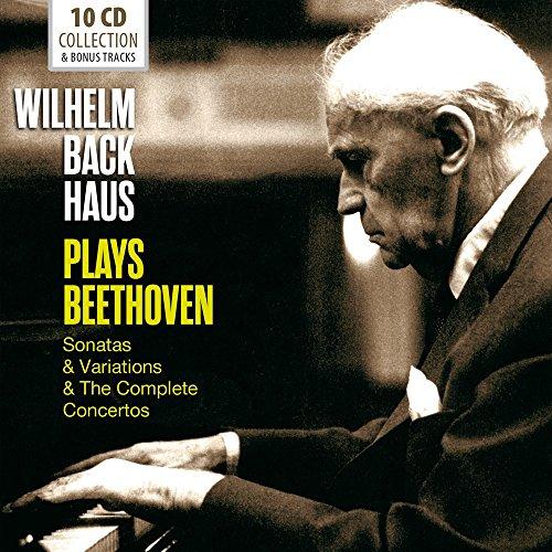 Wilhelm Backhaus Plays Beethoven (Sonates, Variations, et Intégrale des Concertos)
