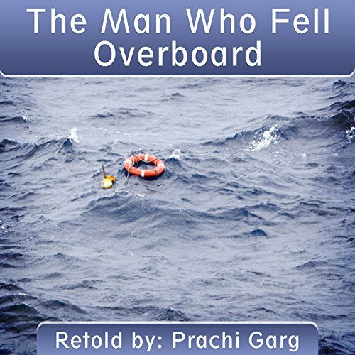The Man Who Fell Overboard audiobook cover art
