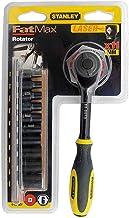 Stanley 094607 FatMax zestaw gniazd rotatora 1/4 cala napęd (11 sztuk)