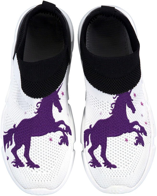DREA Summer Sneakers Women Breathable Woman shoes Walking Footwear Cute Unicorn shoes