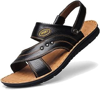 Respeedime Mens Roman Shoes Sports Sandals Slippers Casual Beach Shoes