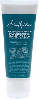 Shea Moisture Zanzibar Marine Replenish and Rejuvenate Hand Cream, 3.2 oz.