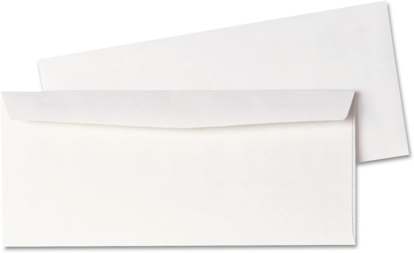 Quality Park No.10 Business Envelope 4-1 500 8 online shop White 9-1 Max 76% OFF x 2