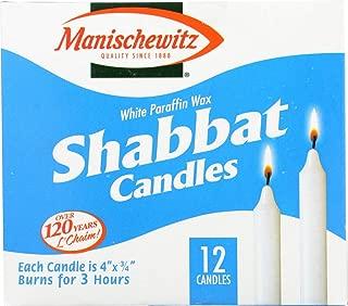 Manischewitz Candle Shabbat, 12 ct