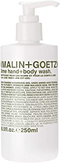 Malin + Goetz Lime Hand and Body Wash, 250ml