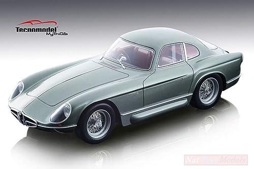 muchas concesiones NEW TECNOMODEL TECNOMODEL TECNOMODEL TMD18140C Alfa Romeo 2000 Sportiva Bertone 1954 Metallic verde 1 18  diseño simple y generoso
