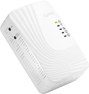 ZyXel PLA4231 500 Mbps Powerline Wireless N Extender (Renewed)