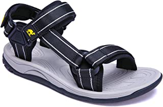 CAMEL Mens Athletic Sandals Outdoor Strap Summer Beach Fisherman Water Shoes