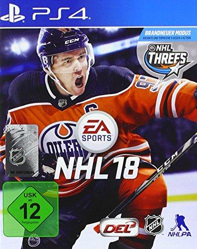 NHL 18 - Standard Edition - [PlayStation 4]