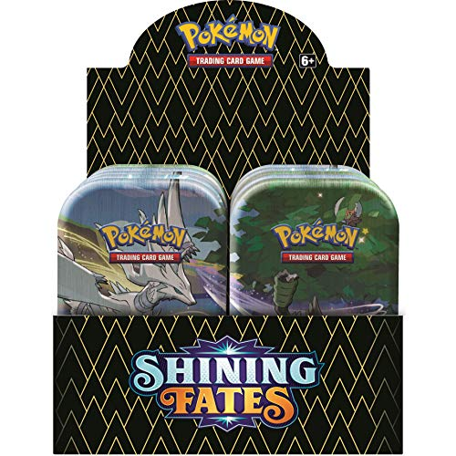 Pokemon TCG: Shining Fates Mini Tin, Multi
