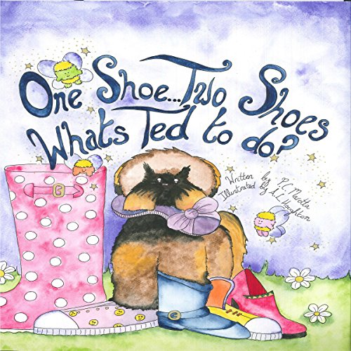 One Shoe...Two Shoes...What's Ted to Do? audiobook cover art