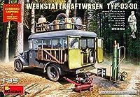 MiniArt 35359 - 1/35 - WERKSTATTKRAFTWAGEN TYP-03-30 モバイルオート修理ショップ