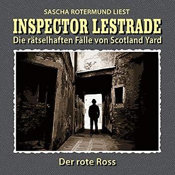 Die rätselhaften Fälle von Scotland Yard, Folge 4: Der rote Ross