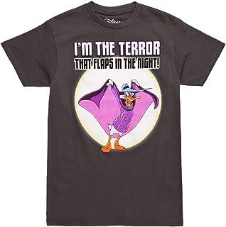 Darkwing Duck I'm The Terror Adult T-Shirt