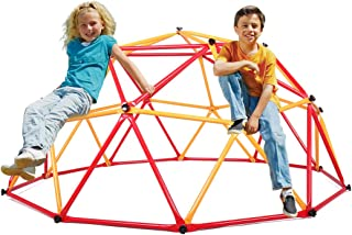 climbing frame with swing